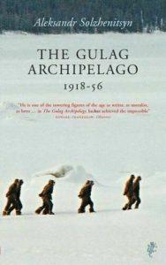 The Gulag Archipelago book cover